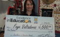 Teacher recognized for excellence