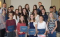 Student artists honored with recognition awards