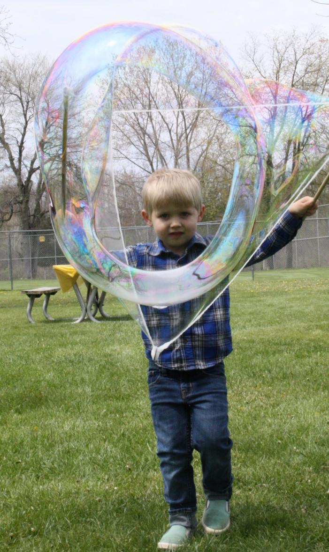 Kid fun at Clintonwood