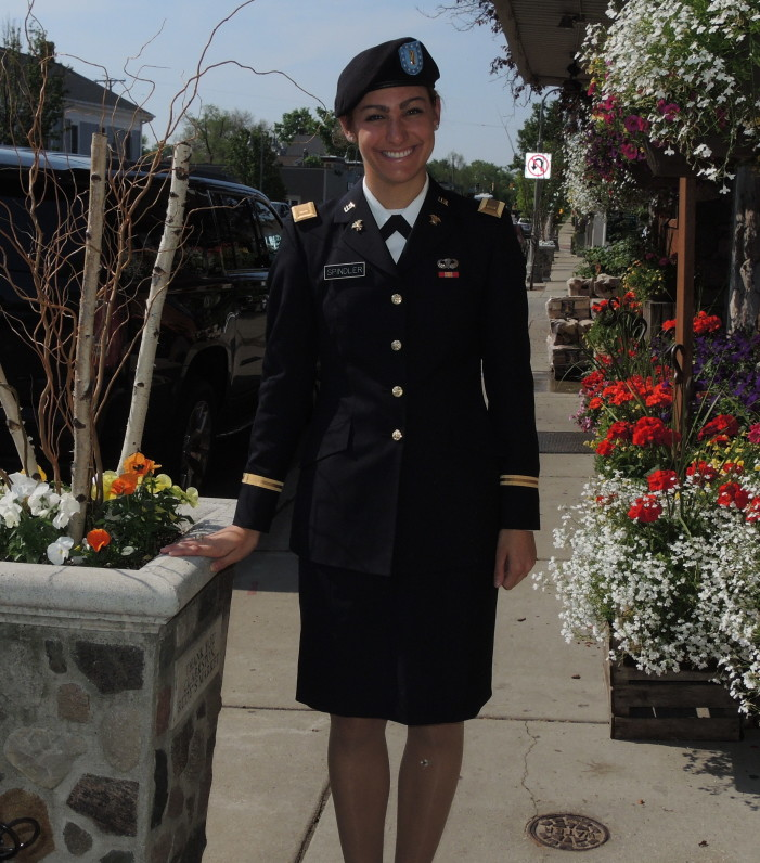 Spindler finds success at West Point