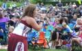 Music magic in the park