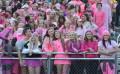 Fans in pink