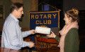 Rotary provides international opportunities