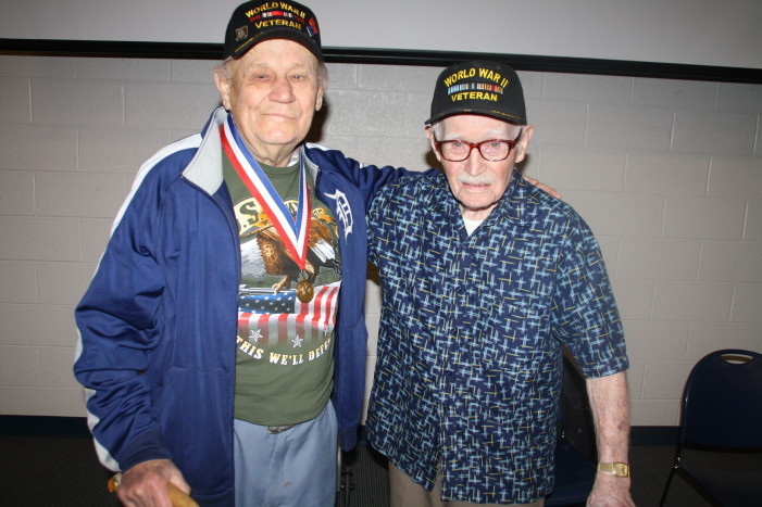History from veterans who served