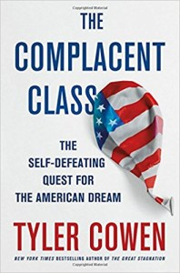 complacent class