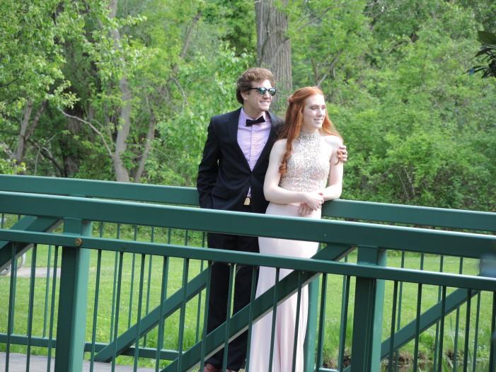 Park pics before prom