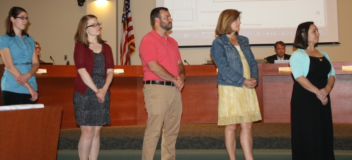 Half dozen Clarkston teachers earn tenure