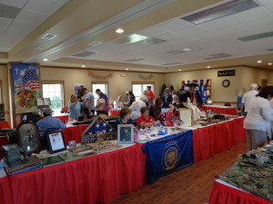 Independence Fest includes a veterans celebration, with vets and their memorabilia, in the senior center.