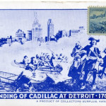 This is a post card from the Detroit Historical Society.