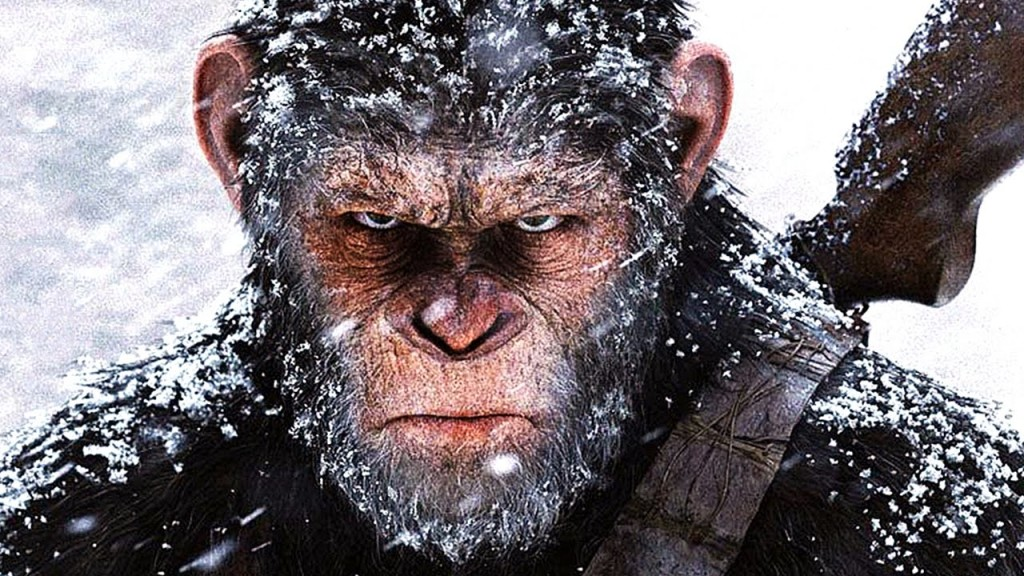 "War For The Planet of The Apes opens this weekend. All reviews are good. And, the monkeys look too real. Don's nightmares coming to ""life."""