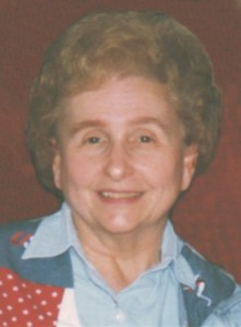 obit Mattinson, Shirley