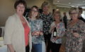 Spring welcomed with wine tasting