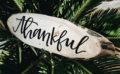 Ideas for this season of gratitude.
