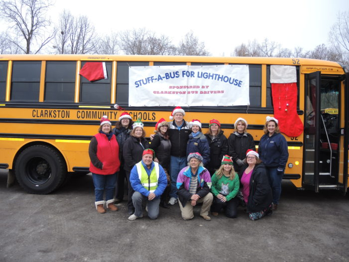 15 years for Stuff-A-Bus food drive