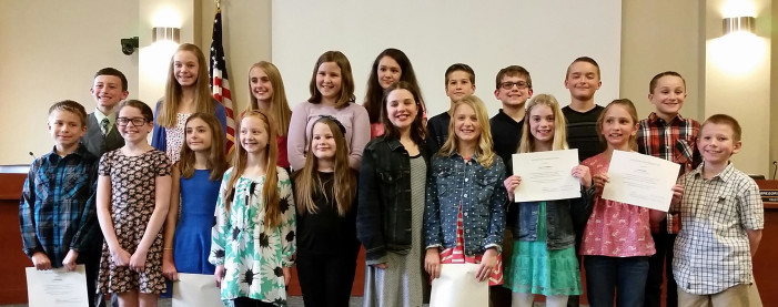 Students shine with Sparkle Awards