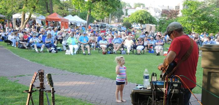 Free park  concerts