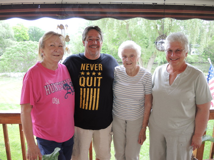 Neighborhood party to celebrate 100th birthday