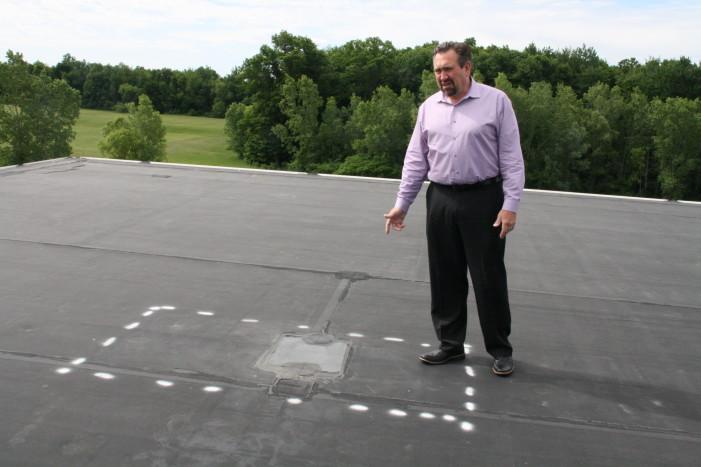 $75 million school bond: CHS needs new roof, technology, security upgrades