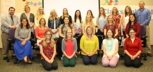Over 30 teachers  and staff members joined Clarkston Community Schools this year. Photo by Trevor Keiser.