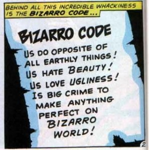bizarro-world