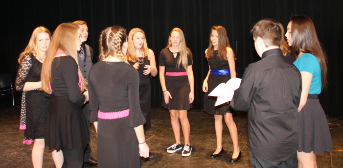 Music fun, worthwhile for A Cappella singers