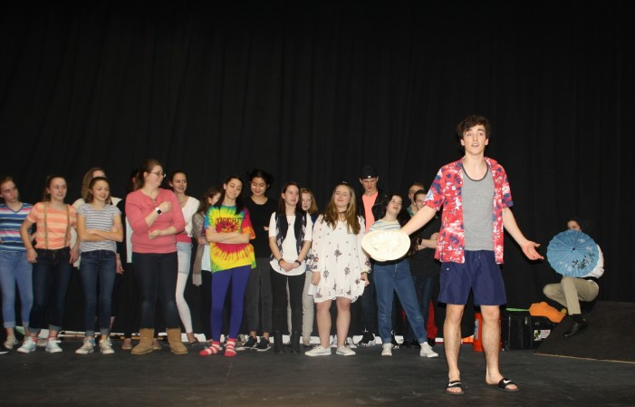 Mountaineers sing story of Godspell