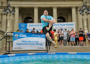 Michigan state rep Jim Tedder has taken the plunge.