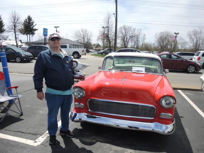 Bowman's classic car show