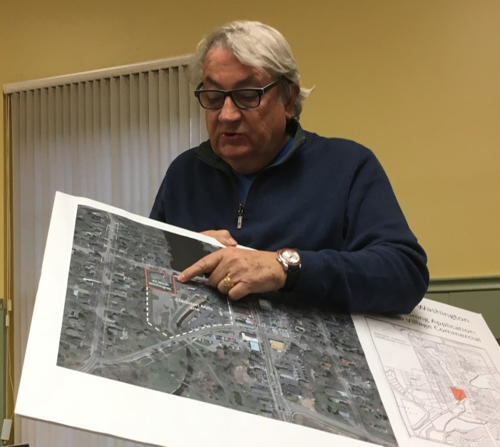 Planners against rezoning Mills neighbor