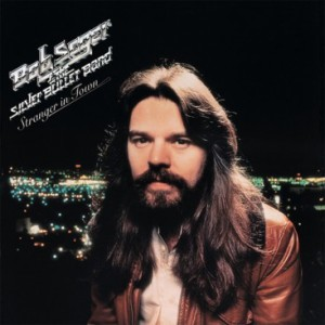 Here is the LA cover shot for the album, Strangers in The Night. Taken from BobSeger.com