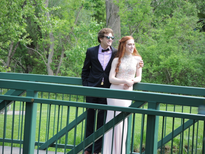 Park pics before prom