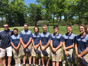 The Clarkston Boys Varsity Golf team finish a stellar season. File photo