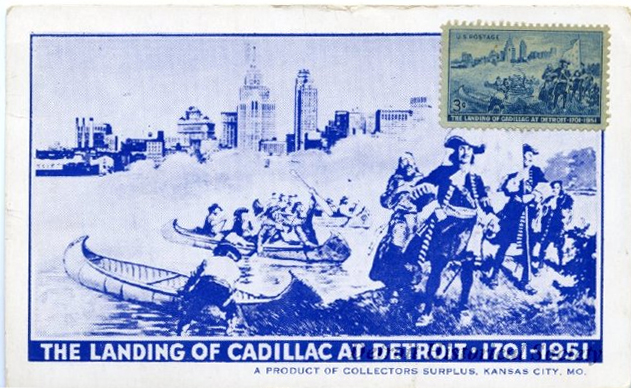 I guess this is a history lesson: Cadillac, Riots, Detroit and Gramps