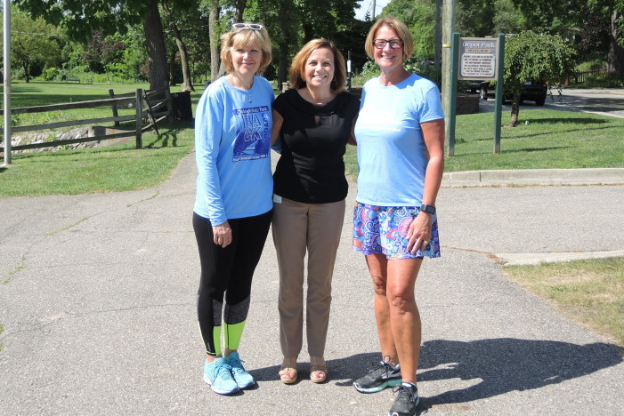 Locals train for CSB races