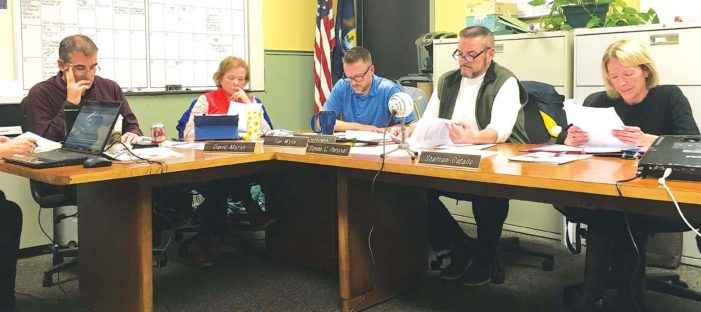 Tamm talk — lawsuit discussion in  open city council session
