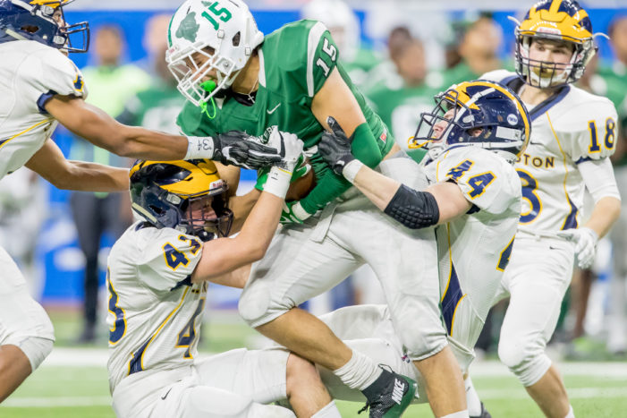 Defense leads way to statewide victory