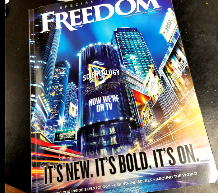Talking about life, liberty and 'Freedom'
