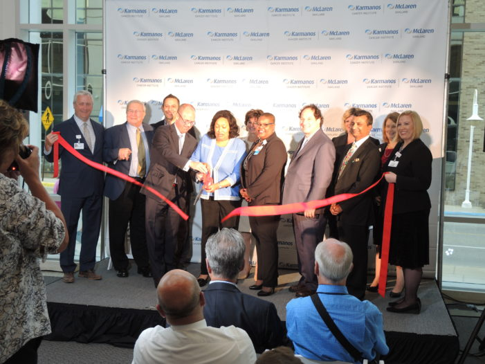 State-of-the-art Karmanos Cancer center at McLaren Oakland
