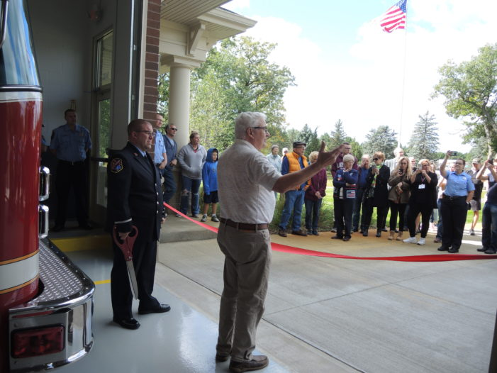 New fire stations for Springfield Township