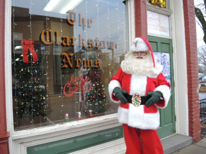 Claus in Clarkston