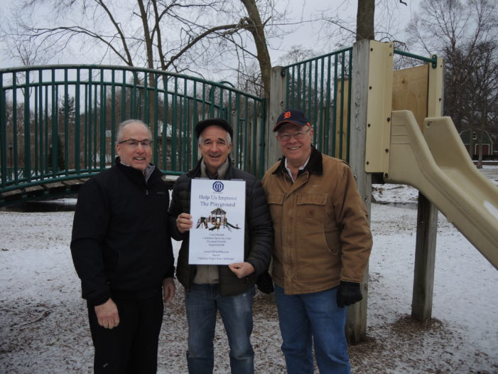 Friends seek community support for Depot Park playground
