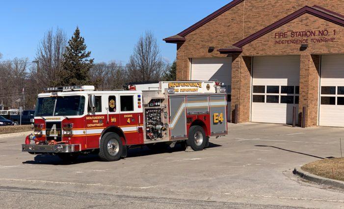 Fire union, administrators continue finance fight