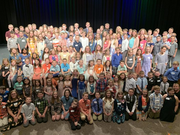 Hundreds honored for making a difference