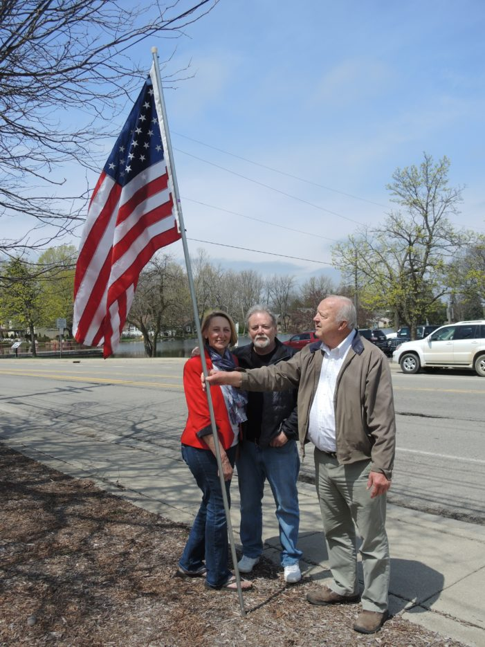 Optimists look to make flags fly