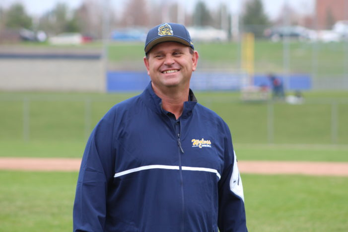 Coach Price recognized for 27 years of baseball success