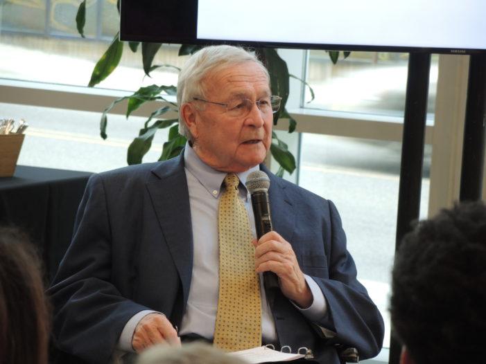 L. Brooks Patterson passes away