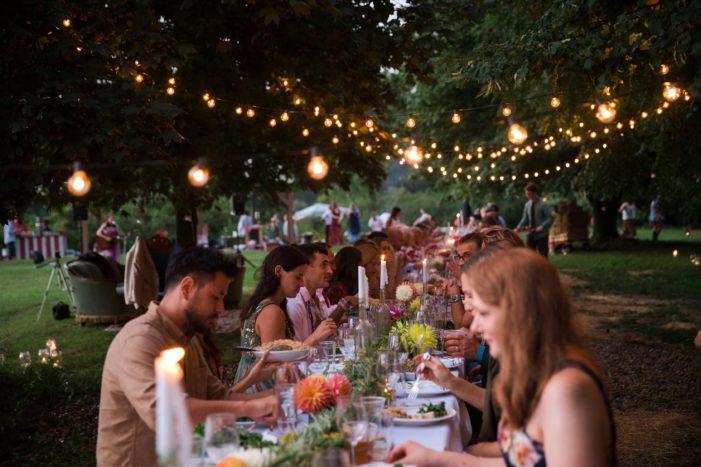 Farm fresh banquet