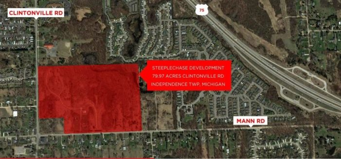New development coming to township