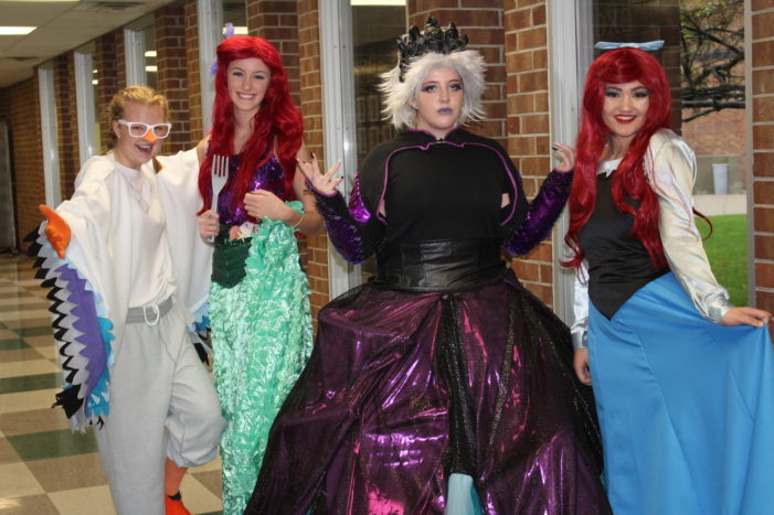 Clarkston leads in Little Mermaid