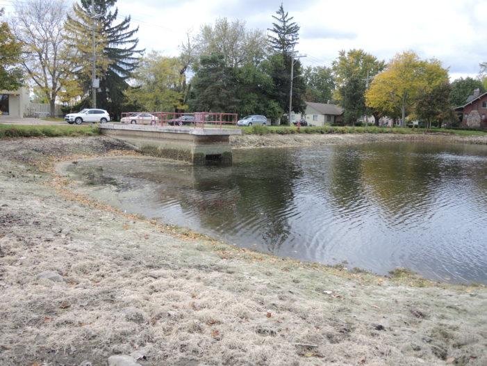 Low pond